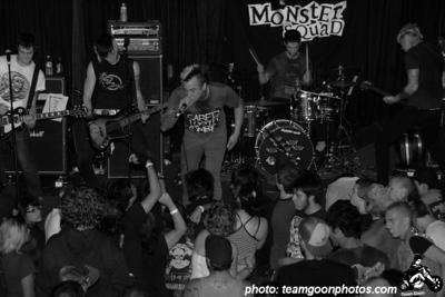 Monster Squad - at Safari Sams - Hollywood, CA - October 19, 2007