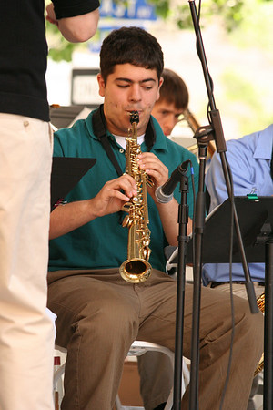 2007 Rochester Jazz Festival: FHS Day Jazz Ensemble