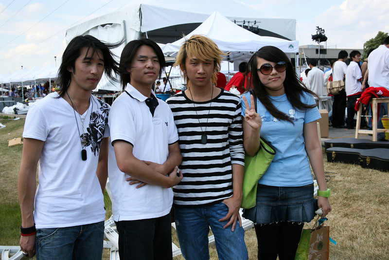 2007.7.7 Hue @ Night Market