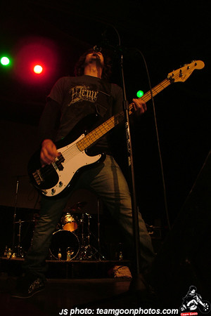 Noise Attack - Performs for the benefit show for Chickenhead of DI - at The Galaxy - Santa Ana, CA - February 21, 2008