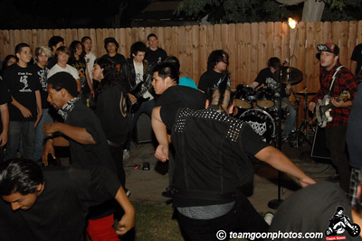 Drencroms - at a house party - Carson, CA - May 17, 2008