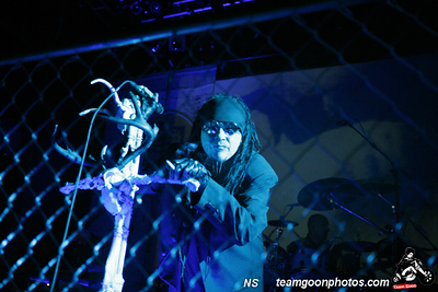 Ministry - from the C-U-LaTour - at House of Blues - Hollywood, CA - April 5, 2008
