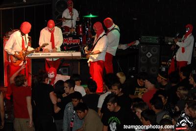 The Maxies - Showcase Theater - Corona, CA - April 18, 2008