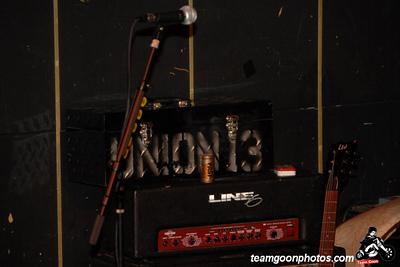 Union 13 - at The Showcase Theater - Corona, CA - April 18, 2008