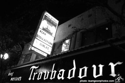 Stellastarr* and The Oohlas - at The Troubadour - February 27, 2008 - Hollywood, CA