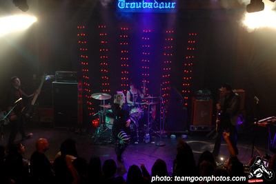 The Start - at The Troubadour - Hollywood, CA - January 11, 2008