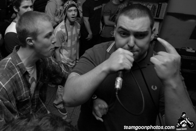 Thought Process - at Jamoca Scoop - Yorba Linda, CA - March 20, 2008