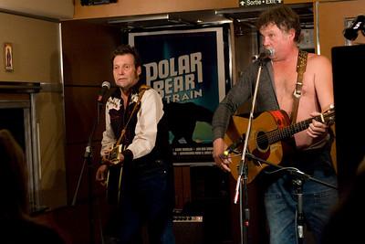 2008 Polar Bear Train: Musicians