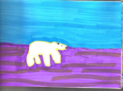 2008 Polar Bear Train: Bears