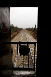 From the boxcar.