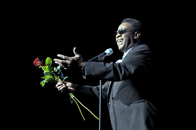 Al Green performing at the Royal Albert Hall - 05/11/08