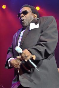 Al Green performing at the Royal Albert Hall - 05/11/08