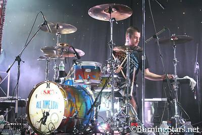 All Time Low @ Club Infinity (Buffalo, NY); 4/27/08