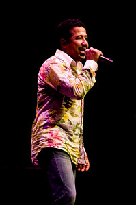 Khaled performing @ the Barbican - Saturday 21st June 2006