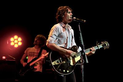 Razorlight performing at Brixton Academy - 13/11/08