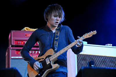 One Night Only performing at Reading 2008