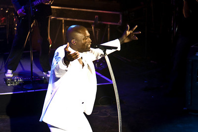 SEAL performing at Shepherds Bush Empire - 21st July 2008