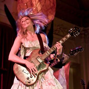 Tallulah Rendall performing at Bush Hall, W12