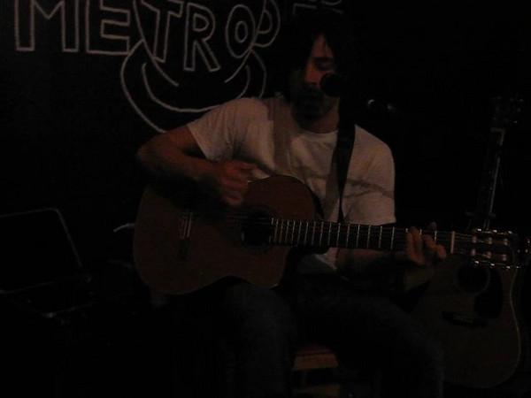 20080217 Video 5 of 7 - Benyaro, Metro Coffee House, Savannah (944p)