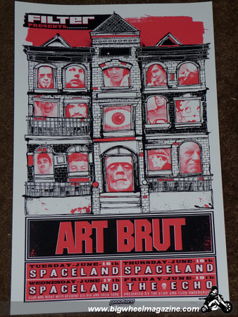 Art Brut - The Blood Arm - at The Echo - Los Angeles / Silverlake, CA - June 19, 2009  http://bigwheelmagazine.com/show_reviews/art-brut-the-blood-arm-at-the-echo-los-angeles-silverlake-ca-june-19-2009