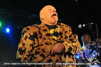 Bad Manners - at The Warehouse - Aberdeen, UK - December 29, 2009
