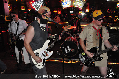 The Mapes - at Boomers - Las Vegas, NV - August 28, 2009