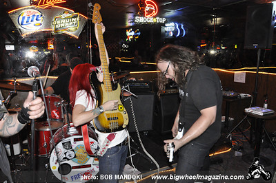 Loud Pipes - at Boomers - Las Vegas, NV - August 28, 2009