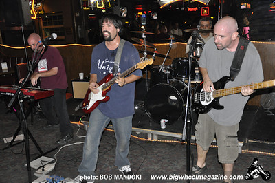 The Originators - at Boomers - Las Vegas, NV - September 18, 2009