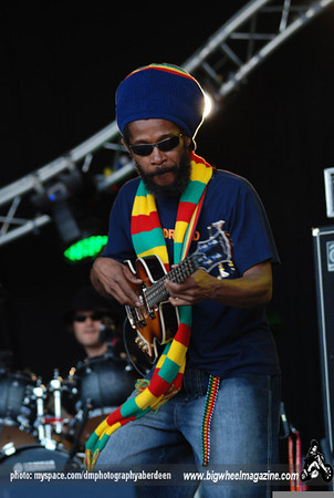Easy Star Allstars - Glastonbury Festival 2009 - Glastonbury, UK - June 2009