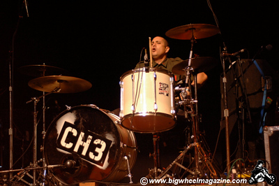 Channel 3 - at The Fonda Theater - Hollywood, CA - February 5, 2009