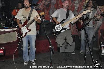 The Originators - at The Double Down Saloon - Las Vegas, NV - August 14, 2009