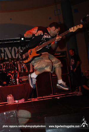 Agnostic Front - Rebellion Festival 2009 - Blackpool, UK - August 9, 2009
