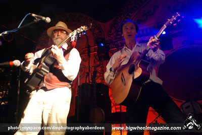 John Otway & Wild Willy Barret - Rebellion Festival 2009 - Blackpool, UK - August 9, 2009