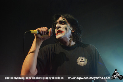 Killing Joke - Rebellion Festival 2009 - Blackpool, UK - August 9, 2009