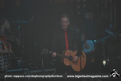 Flogging Molly - Rebellion Festival 2009 - Blackpool, UK - August 6, 2009