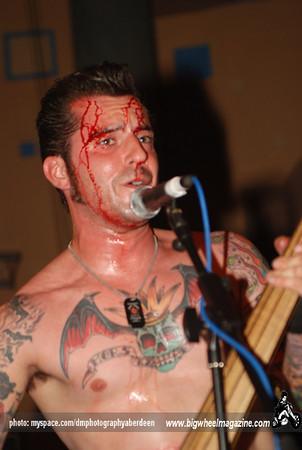 Koffin Kats - Rebellion Festival 2009 - Blackpool, UK - August 6, 2009