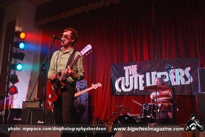 The Cute Lepers - Rebellion Festival 2009 - Blackpool, UK - August 6, 2009