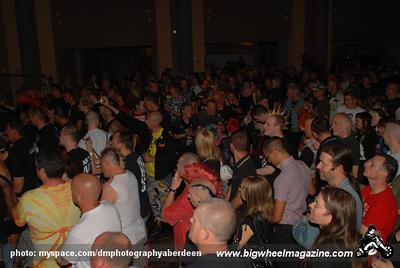 Geoffrey Oicott - Rebellion Festival 2009 - Blackpool, UK - August 6, 2009