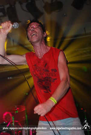 Subhumans - Rebellion Festival 2009 - Blackpool, UK - August 7, 2009