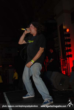 The Adolescents - Rebellion Festival 2009 - Blackpool, UK - August 7, 2009