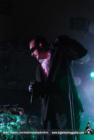 The Damned - Rebellion Festival 2009 - Blackpool, UK - August 7, 2009