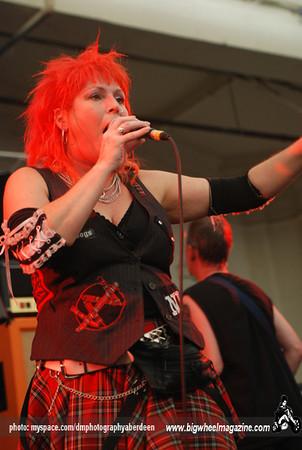 A-heads - Rebellion Festival 2009 - Blackpool, UK - August 8, 2009
