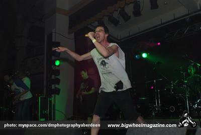 Citizen Fish - Rebellion Festival 2009 - Blackpool, UK - August 8, 2009