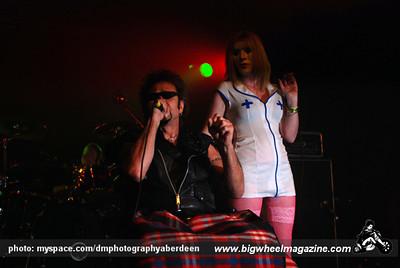 Anti Nowhere League - Rebellion Festival 2009 - Blackpool, UK - August 8, 2009