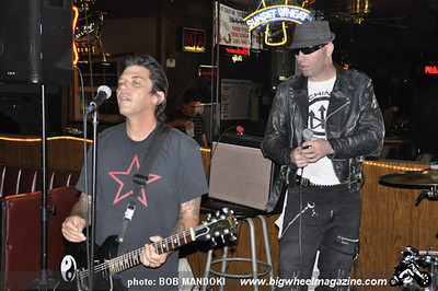 Social Task - at Boomers Bar - Las Vegas, NV - September 25, 2009