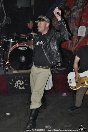 Social Task - at Double Down Saloon - Las Vegas, NV - September 26, 2009