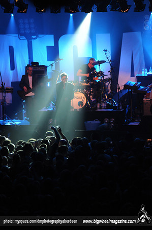 The Specials at Corn Exchange - Edinburgh, UK - November 12, 2009