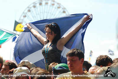 T In The Park Festival - Balado, Kinross-shire, Scotland - July 11, 2009