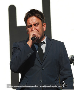 The Specials - T In The Park Festival - Balado, Kinross-shire, Scotland - July 11, 2009