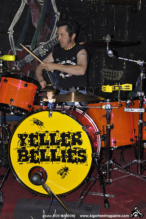 Yeller Bellies - at The Double Down Saloon - Las Vegas, NV - October 9, 2009